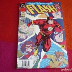 Cómics: FLASH VELOCIDAD TERMINAL ( MARK WAID WIERINGO ) ¡MUY BUEN ESTADO! ZINCO DC 3. Lote 130588470