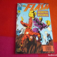 Cómics: FLASH SECRETOS OSCUROS ( MARK WAID JIMENEZ ) ¡MUY BUEN ESTADO! ZINCO DC 5. Lote 130588562