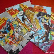 Cómics: NUEVOS TITANES VOL. 1 NºS 1, 2, 3, 4 Y 5 ( WOLFMAN GEORGE PEREZ ) ¡MUY BUEN ESTADO! ZINCO DC. Lote 132451154