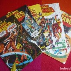 Cómics: NUEVOS TITANES VOL. 1 NºS 6, 7, 8, 9, Y 10 ( WOLFMAN GEORGE PEREZ ) ¡MUY BUEN ESTADO! ZINCO DC. Lote 130589926