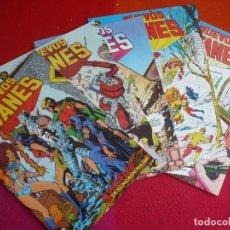 Cómics: NUEVOS TITANES VOL. 1 NºS 16, 17, 18, 19 Y 20 ( WOLFMAN GEORGE PEREZ ) ¡MUY BUEN ESTADO! ZINCO DC. Lote 130590026
