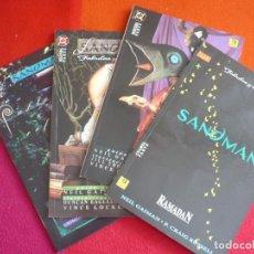 Cómics: SANDMAN FABULAS Y REFLEJOS COMPLETA ( GAIMAN ) ¡MUY BUEN ESTADO! ZINCO DC 5, 6, 7 Y 8. Lote 130658883