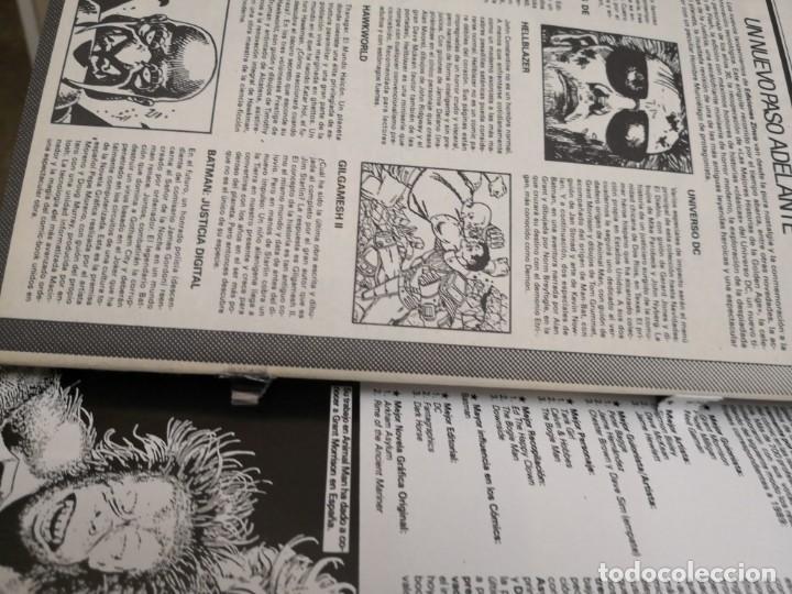 Cómics: JOHN CONSTANTINE : HELLBLAZER TOMO RETAPADO OBRA COMPLETA 1 2 3 4 5 JAMIE DELANO & BRYAN TALBOT - Foto 8 - 130698739