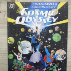Cómics: LOTE COSMIC ODISSEY MIGNOLA NUMEROS 1 - 3 Y 4 EDICIONES ZINCO D.C. Lote 130717509