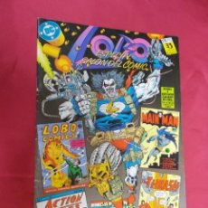 Cómics: LOBO ESPECIAL SALON DEL COMIC . EDICIONES ZINCO. Lote 130734714