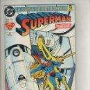Cómics: SUPERMAN-ESPECIAL 52 PG.-DC-ZINCO-AÑO 1993-COLOR-FORMATO GRAPA-Nº 14-MI VIDA. Lote 160838633