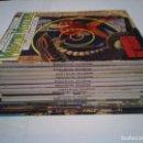 Cómics: MARTIN MYSTERE - EDICIONES ZINCO - COMPLETA - 17 NUEMROS - BUEN ESTADO - GORBAUD. Lote 130831272
