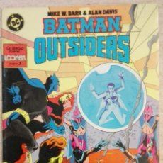 Cómics: BATMAN Y LOS OUTSIDERS NÚM. 22 . Lote 130929740