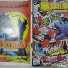 Cómics: TEBEOS Y COMICS: QUESTION Nº 10 ABLN). Lote 130935640
