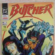 Cómics: BUTCHER NÚM. 1 . Lote 130999764