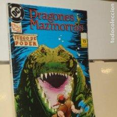 Cómics: DRAGONES Y MAZMORRAS Nº 7 AL 10 EN UN RETAPADO - ZINCO -. Lote 131060964