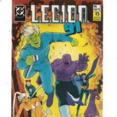 Cómics: L.E.G.I.O.N. 91. Nº 1. DC/ZINCO (C/A58). Lote 131147872