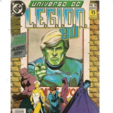 Cómics: UNIVERSO DC. L.E.G.I.O.N. 90. Nº 18. DC/ZINCO (C/A58). Lote 131148228