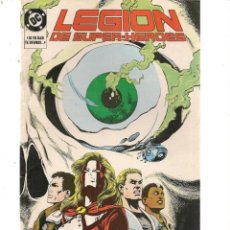 Cómics: LEGIÓN DE SUPERHÉROES. Nº 25. DC/ZINCO (C/A58). Lote 131148536
