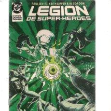 Cómics: LEGIÓN DE SUPERHÉROES. Nº 24. DC/ZINCO (C/A58). Lote 131148624