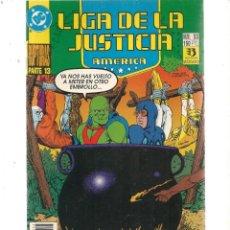 Cómics: LIGA DE LA JUSTICIA AMERICA. Nº 53. DC/ZINCO (C/A58). Lote 131148852