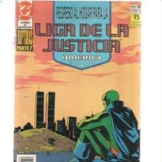 Cómics: LIGA DE LA JUSTICIA AMERICA. Nº 50. DC/ZINCO (C/A58). Lote 131148896