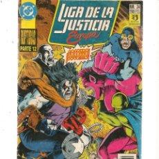 Cómics: LIGA DE LA JUSTICIA EUROPA. Nº 34. DC/ZINCO (C/A58). Lote 131154348