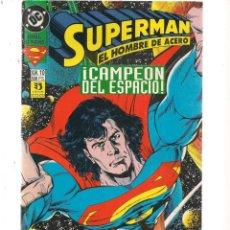 Cómics: SUPERMAN EL HOMBRE DE ACERO. Nº 10. DC/ZINCO (C/A58). Lote 131154708