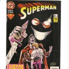 Cómics: SUPERMAN. Nº 7. DC/ZINCO (C/A58). Lote 131155020