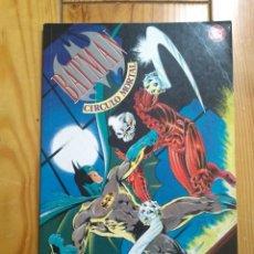 Cómics: BATMAN CÍRCULO MORTAL - MIKE W. BARR & ALAN DAVIS. Lote 131435298