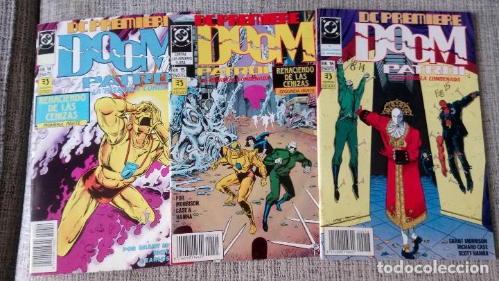 DOOM PATROL DC PREMIERE EDICIONES ZINCO (Tebeos y Comics - Zinco - Patrulla Condenada)