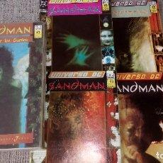 Cómics: SANDMAN COLECCION COMPLETA EDICIONES ZINCO. Lote 208968216