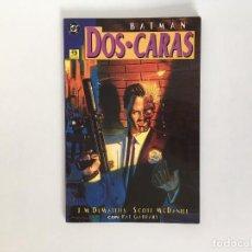 Cómics: BATMAN: DOS CARAS DE J.M DEMATTEIS Y SCOTT MCDANIEL.. Lote 131705974