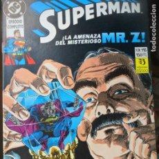 Cómics: SUPERMAN Nº 115 - 2ª SERIE - ZINCO DC COMICS -. Lote 131767598