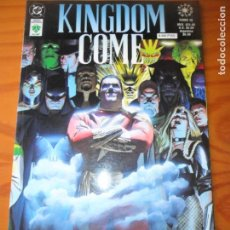 Cómics: KINGDOM COME - TOMO Nº 3 - VID DC COMICS -. Lote 131769590