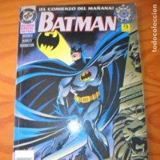 Comics: BATMAN, EL COMIENZO DEL MAÑANA - COMPLETA EN 1 TOMO, 100 PGNAS.- ZINCO DC COMICS-. Lote 131815282
