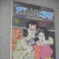 Cómics: THE SHADOW - LA SOMBRA Nº 1 AL 4 - TOMO 1 . Lote 131905942