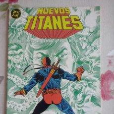Cómics: ZINCO - NUEVOS TITANES VOL.1 NUM. 45 ( MUY BUEN ESTADO PERO PROCEDE DE RETAPADO ). Lote 131969410