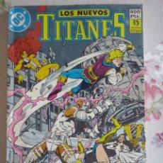 Cómics: ZINCO - NUEVOS TITANES VOL.2 RETAPADO DEL 17 AL 21 ( VER DESCRIPCION ). Lote 131970826