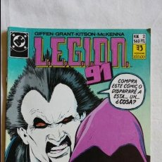 Cómics: LEGION 91 Nº 2 ESTADO NORMAL EDICIONES ZINCO . Lote 132077222