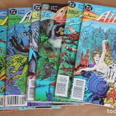 Cómics: CRONICAS DE ATLANTIS - ESTEBAN MAROTO – 1 2 3 4 5 6 7 COMPLETA – ZINCO. Lote 37342456