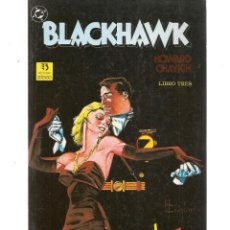 Comics: BLACKHAWK. LIBRO TRES. BLACKOUT. DC/ZINCO (ST/A17). Lote 132157582