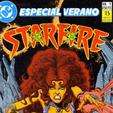Cómics: STARFIRE: ESPECIAL VERANO 1991. Lote 132201426