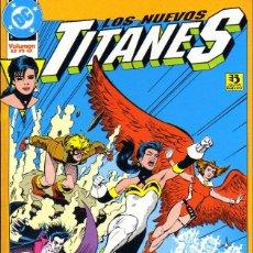 Cómics: LOS NUEVOS TITANES: CAOS TOTAL (COLECCIÓN COMPLETA). Lote 132204650