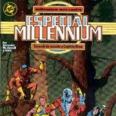 Cómics: ESPECIAL MILLENNIUM Nº 4 ESCUADRON SUICIDA Y CAPITAN ATOM - ZINCO - BUEN ESTADO. Lote 132229194
