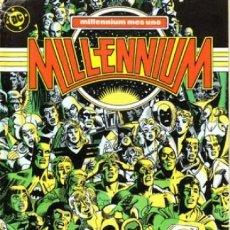 Cómics: MILLENNIUM Nº 1 - ZINCO - BUEN ESTADO. Lote 132230150