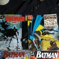 Cómics: LOTE COMICS BATMAN VER FOTOS. Lote 132249610
