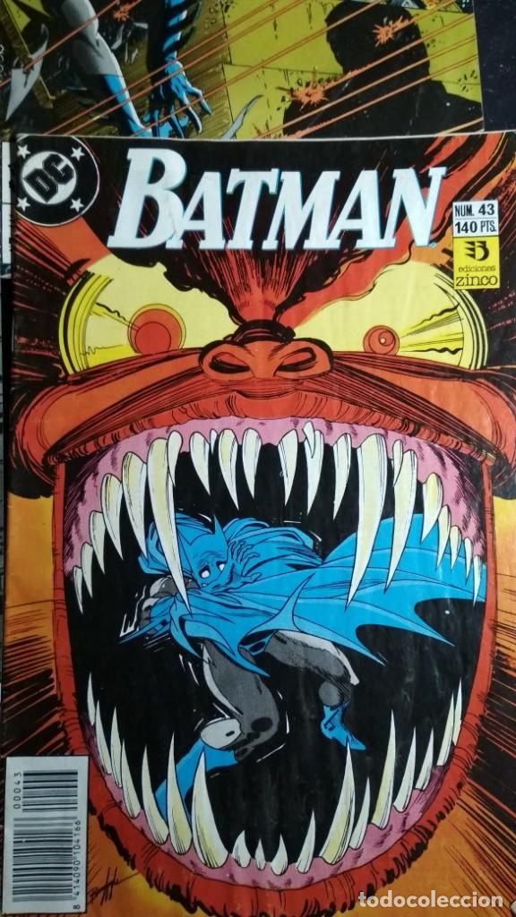 Cómics: LOTE COMICS BATMAN VER FOTOS - Foto 2 - 132249610