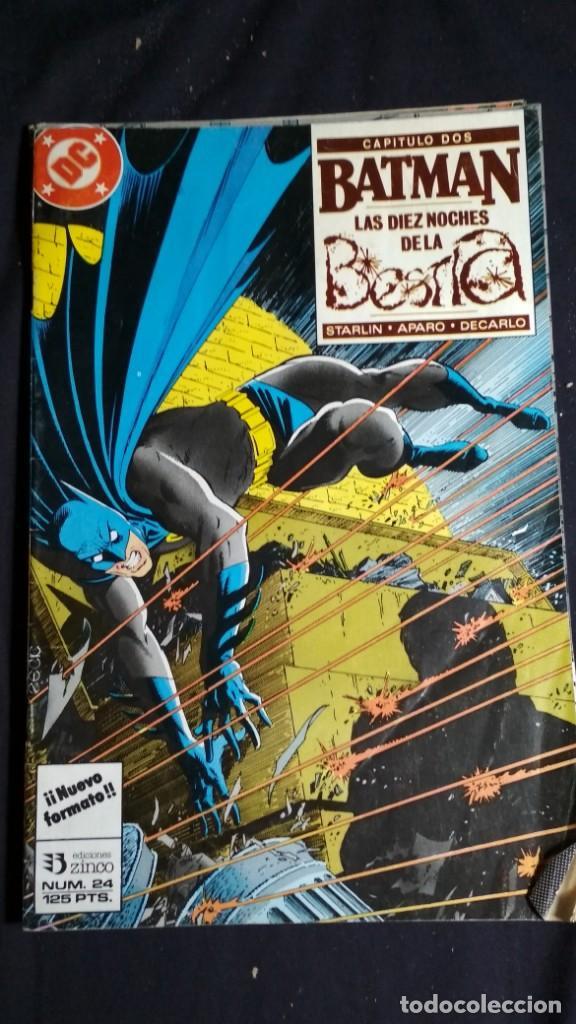 Cómics: LOTE COMICS BATMAN VER FOTOS - Foto 4 - 132249610