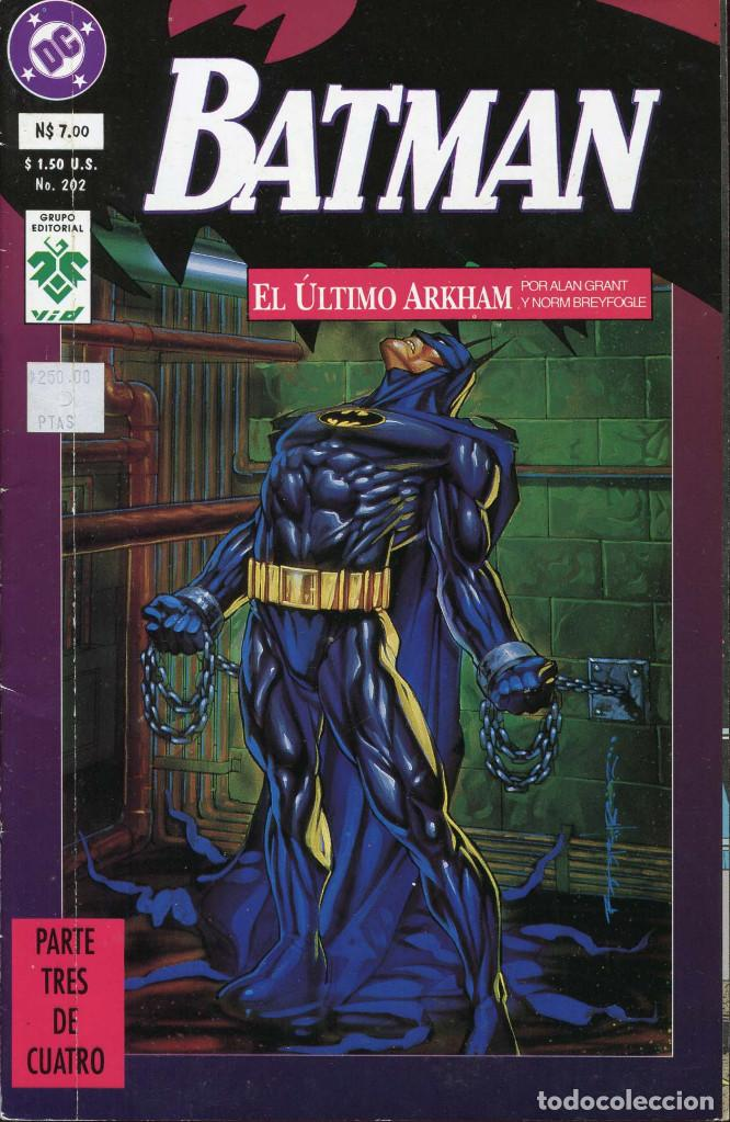 Cómics: LOTE DE 9 COMICS DE BATMAN (EDITORIAL VID COMICS) - Foto 4 - 132269346