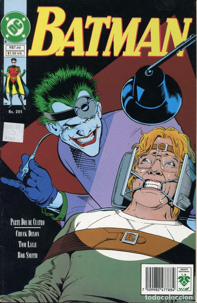 Cómics: LOTE DE 9 COMICS DE BATMAN (EDITORIAL VID COMICS) - Foto 6 - 132269346