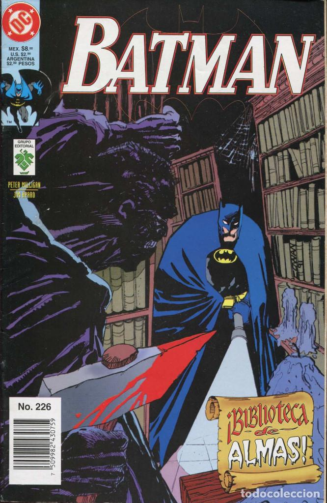 Cómics: LOTE DE 9 COMICS DE BATMAN (EDITORIAL VID COMICS) - Foto 8 - 132269346