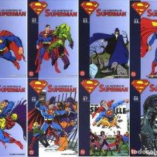 Cómics: LAS AVENTURAS DE SUPERMAN NUMEROS 1 A 8 (MARV WOLFMAN, JOHN BYRNE Y OTROS AUTORES). Lote 132341326