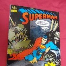 Cómics: SUPERMAN. TOMO RETAPADO DESDE NUMERO 16 AL 20. EDICIONES ZINCO. Lote 132344294