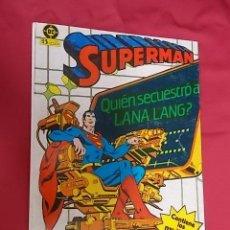 Cómics: SUPERMAN. TOMO RETAPADO DESDE NUMERO 31 AL 34 EDICIONES ZINCO. Lote 132344454